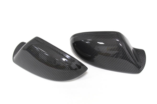 Carbon Mirror Cover Replacement For Audi A6/S6