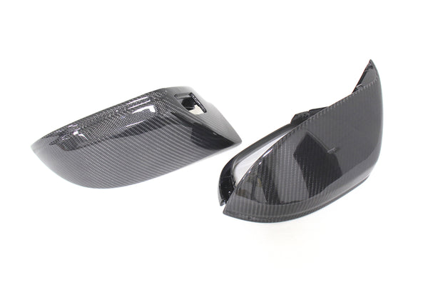 Carbon Mirror Cover Replacement For Audi A7/S7