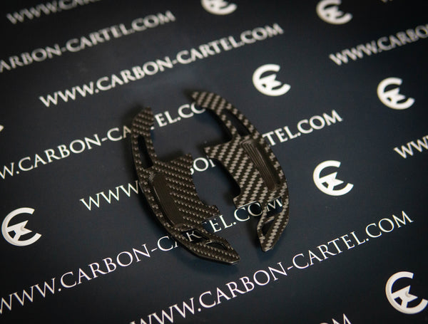 CARBON FIBER PADDLE SHIFTERS  V2