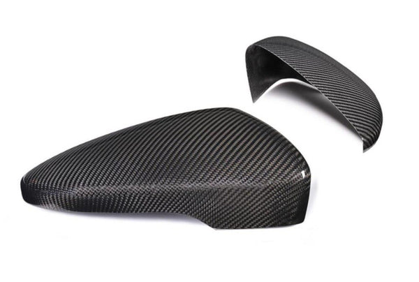 Replacement/Add on Carbon Fiber Mirror Cover For Volkswagen Golf Mk6