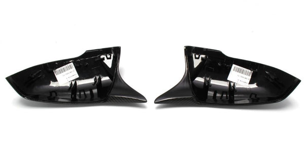 BMW 1 series F52 & X2 F39 Carbon Side Mirror Replacement Cover