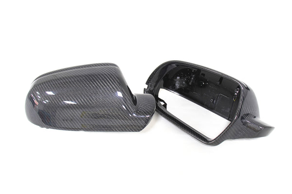 Carbon Mirror Replacement Cover For Audi A5/S5/RS5