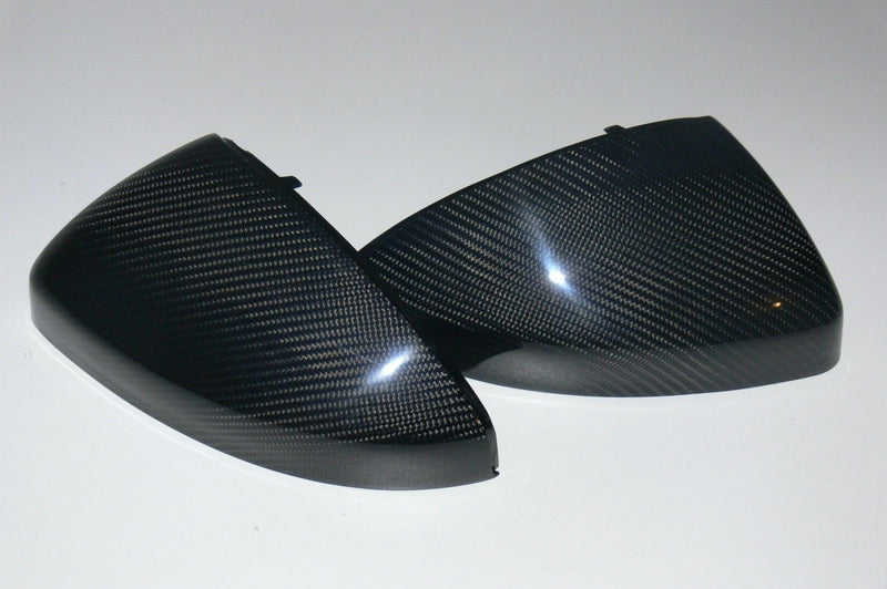 Carbon Mirror Replacement Cover For Audi R8 2015+