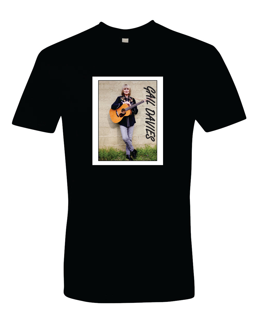 Gail Davies Photo T-Shirt