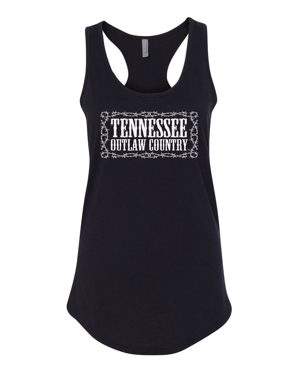 Tennessee Outlaw Country Women's Tank