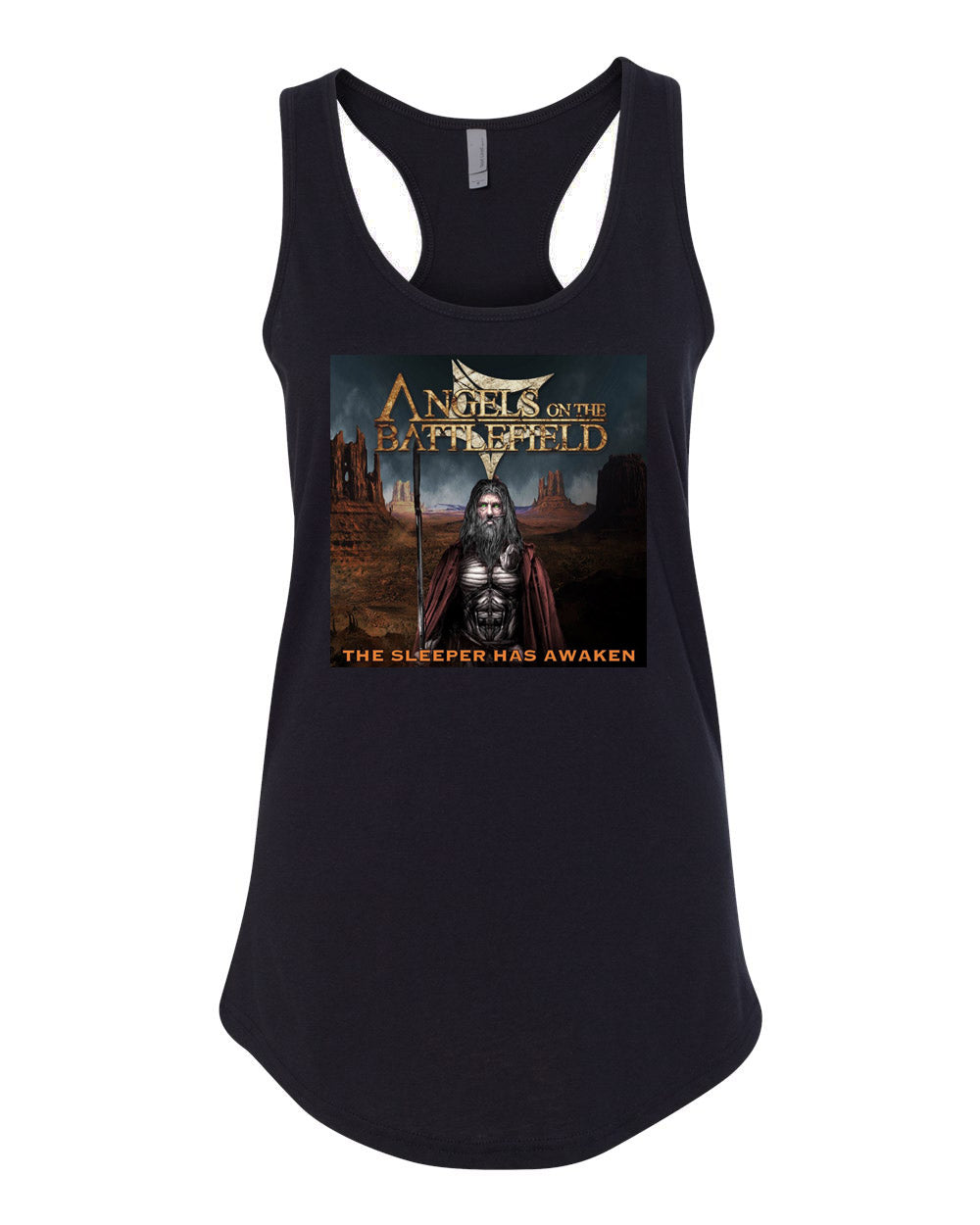 Angels on the Battlefield Women's Tank