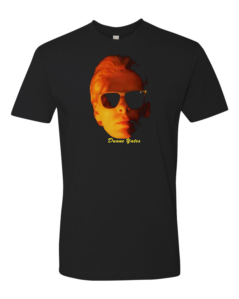 Duane Yates Photo T-Shirt