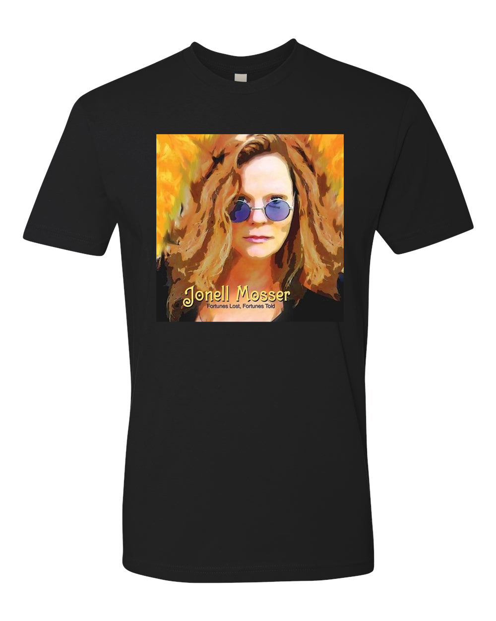 Jonell Mosser Photo T-Shirt