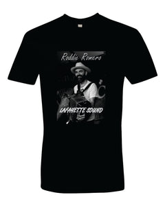 Roddie Romero Photo T-Shirt