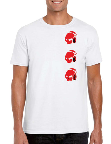 Deadwatt Men's White T-Shirt
