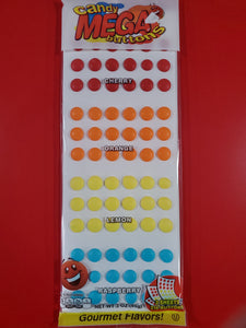 Candy Mega Buttons