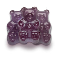 Grape Gummy Bears