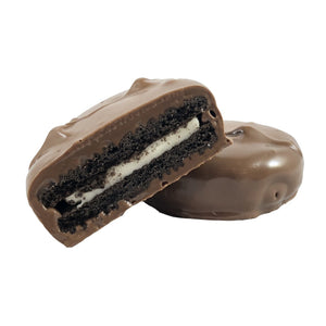 Chocolate Dipped Oreo Cookie