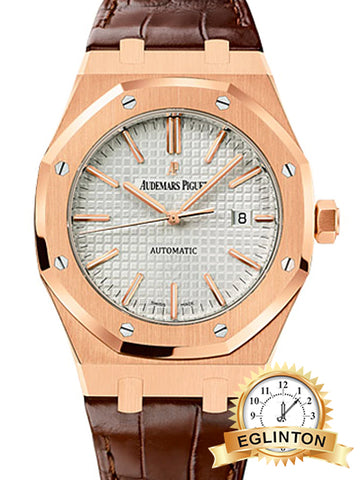 Audemars Piguet Royal Oak Automatic 41mm Mens Watch 15400or.oo.d088cr.01 - Johny Watches