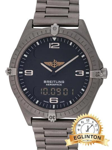 Breitling Aerospace E56059 - Johny Watches - New and used Rolex watches in toronto