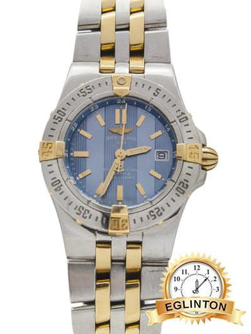 Breitling Models Windrider Series - Starliner Two Tone - Johny Watches - New and used Rolex watches in toronto