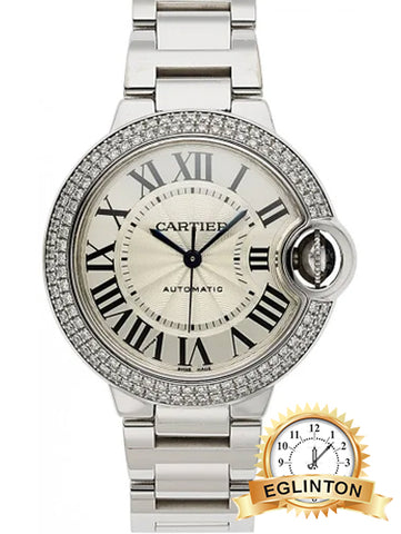 CARTIER BALLON BLEU Automatic, Ref. 3284 - Johny Watches - New and used Rolex watches in toronto