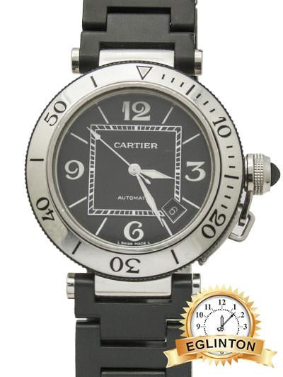 Cartier Pasha Seatimer 2790 - Johny Watches - New and used Rolex watches in toronto