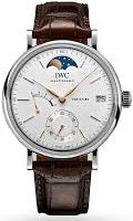 IWC Portofino Hand-Wound Moon Phase 8 Days - Johny Watches - New and used Rolex watches in toronto
