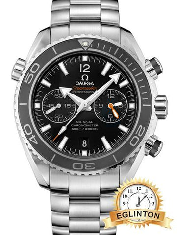 Omega Seamaster Planet Ocean 600M Co-Axial Chronograph 2015 W/ Box & Papers - Johny Watches - New and used Rolex watches in toronto