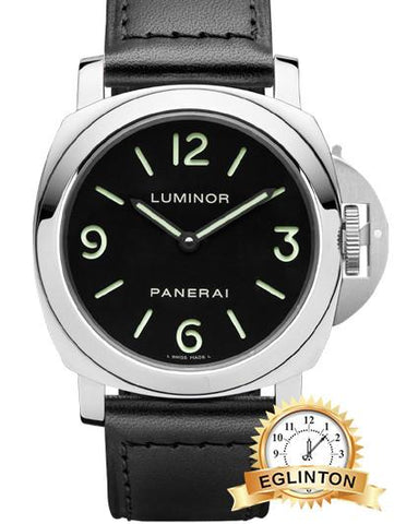 Panerai PAM 112 Luminor Base - Johny Watches - New and used Rolex watches in toronto