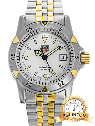 Tag Heuer 1500 series WD1421-PO - Johny Watches