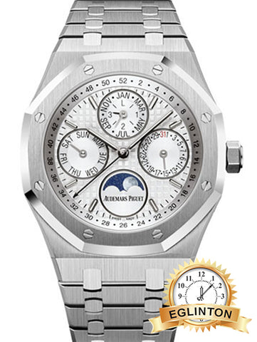 "Audemars Piguet Royal Oak Perpetual Calendar Watch ""2017"" - Johny Watches - New and used Rolex watches in toronto"