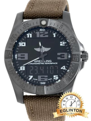Breitling Aerospace Evo Night Mission V7936310/BD60 - Johny Watches - New and used Rolex watches in toronto