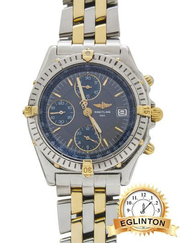 BREITLING CHRONOMAT B13050.1 Two Tone - Johny Watches - New and used Rolex watches in toronto