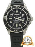 BREITLING Superocean 42 Automatic Black Dial Men's Watch A1736402-BA28 - Johny Watches - New and used Rolex watches in toronto