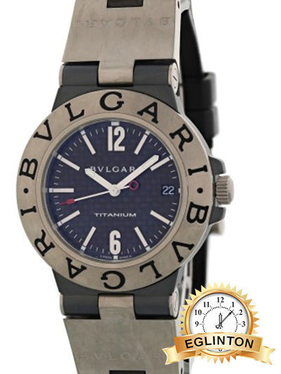 Bulgari Diagono TI 38 TA Watch - Johny Watches - New and used Rolex watches in toronto