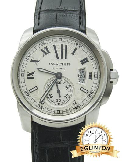 Cartier Calibre de W7100037 - Johny Watches - New and used Rolex watches in toronto