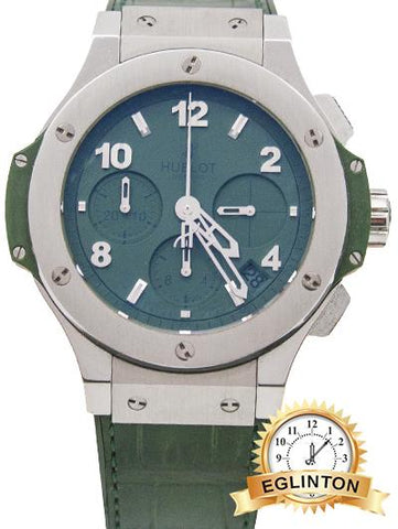 Hublot Green Big Bang 41mm 341.SV.5290.LR.1104 - Johny Watches - New and used Rolex watches in toronto