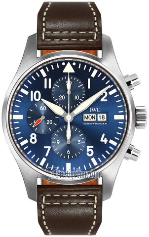 IWC PILOT'S LE PETIT PRINCE IW 177714 BOX AND PAPER - Johny Watches - New and used Rolex watches in toronto