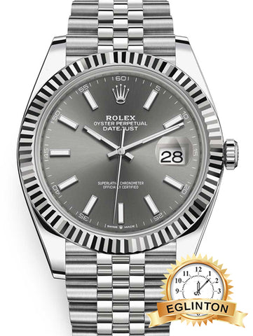 "Rolex Datejust 41mm Stainless Steel Mens Watch ""ON HOLD"""