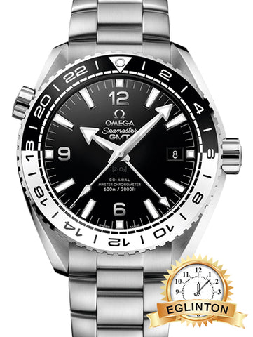 Omega Planet Ocean 600m Co-Axial Master Chronometer GMT 43.5mm Mens Watch - Johny Watches - New and used Rolex watches in toronto