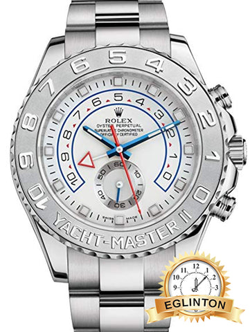 Rolex Yacht-Master II White Gold Watch 116689 - Johny Watches - New and used Rolex watches in toronto