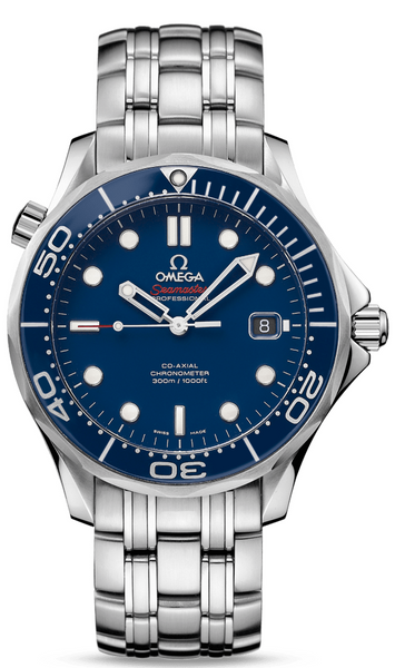 Omega Seamaster 300 M Chronometer Blue Ceramic Watch - Johny Watches - New and used Rolex watches in toronto