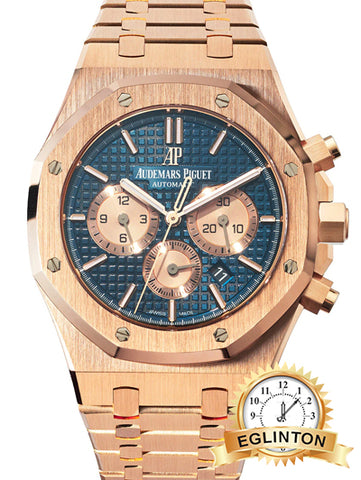 Audemars Piguet Royal Oak Chronograph Automatic Men's Watch - Johny Watches - New and used Rolex watches in toronto