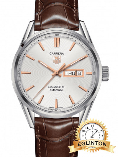 TAG HEUER CARRERA CALIBRE 5 DD - Johny Watches