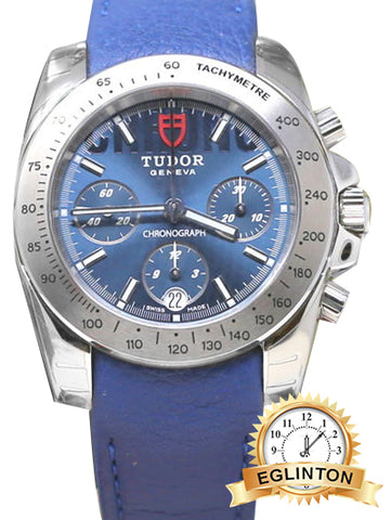 Tudor - Sport Chronograph Ref.: 20300 - Johny Watches - New and used Rolex watches in toronto