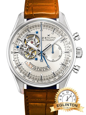 ZENITH CHRONOMASTER POWER RESERVE WATCH 03.2080.4021 01.C494 - Johny Watches - New and used Rolex watches in toronto