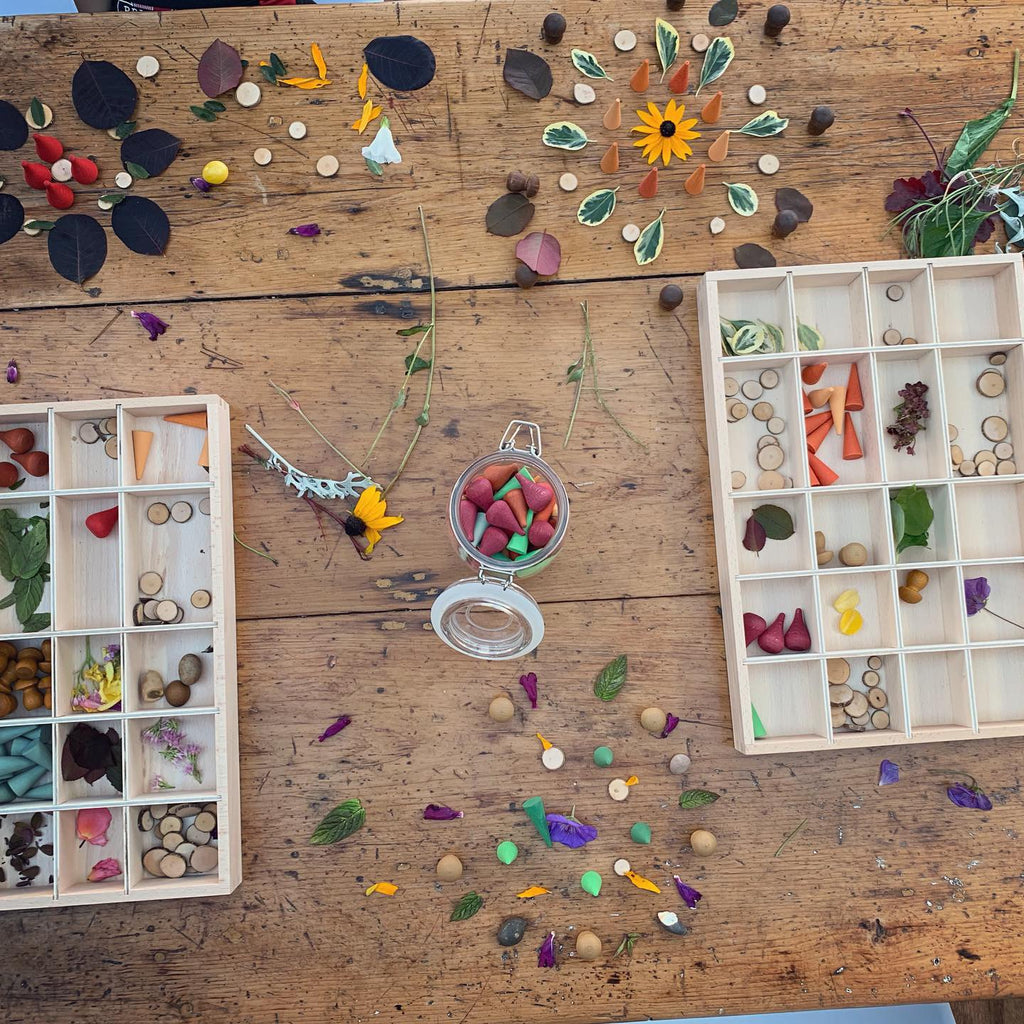 The Beauty of Loose Parts Play