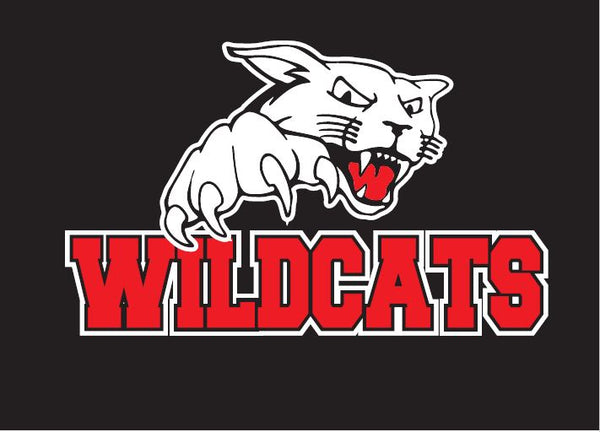 Wildcats - performance tee