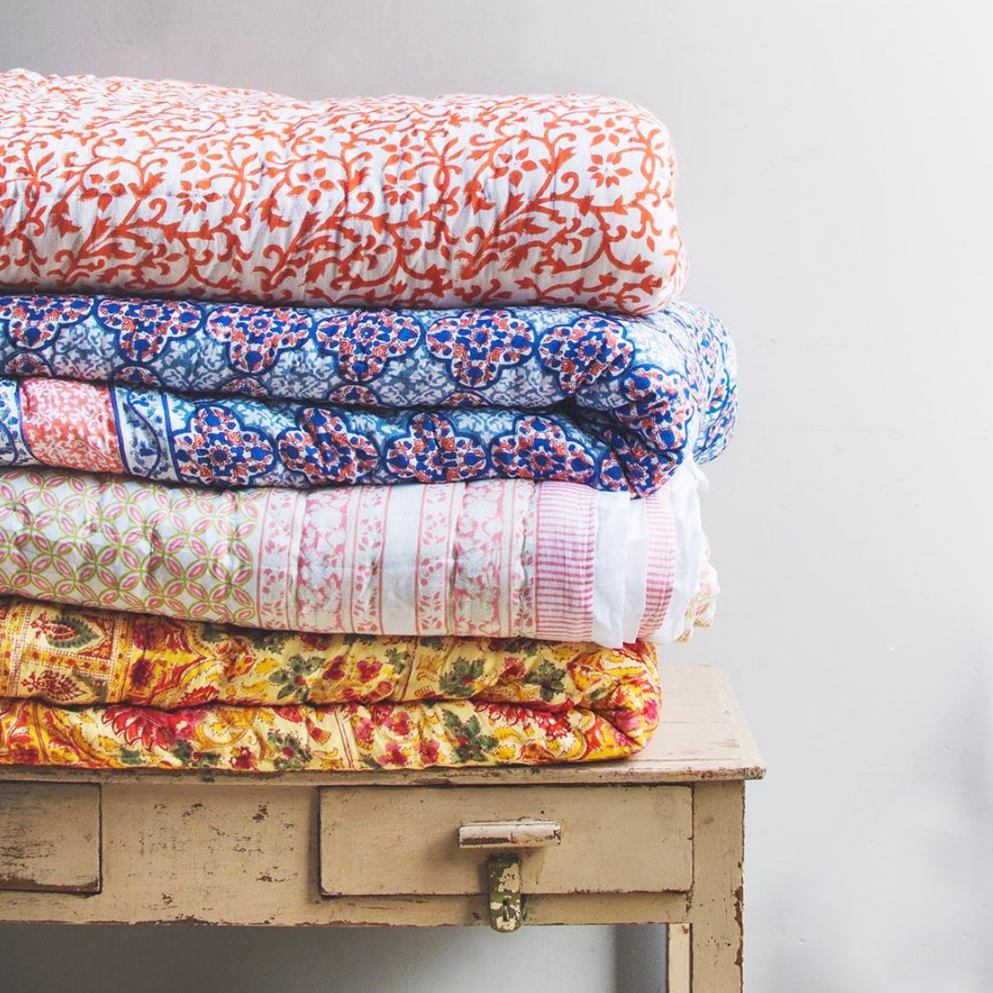 Bedspreads, Quilts & Throws