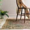 Ian Snow Ltd Old Kelim Rug Made From Recycled Plastic Bottles