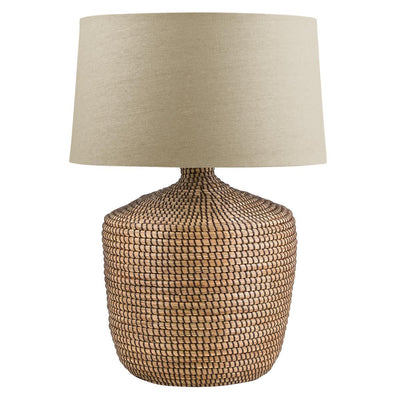 MYAKKA Java Large Seagrass Lamp