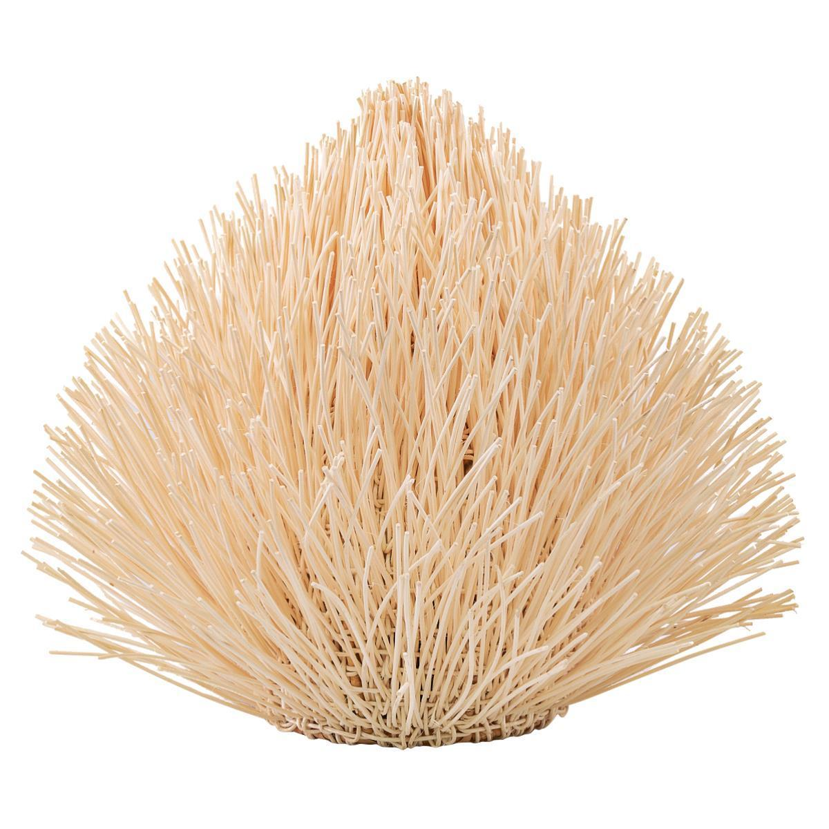MYAKKA Rattan Anemone Table Lamp