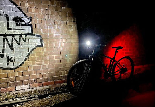 Why smart bike lights?