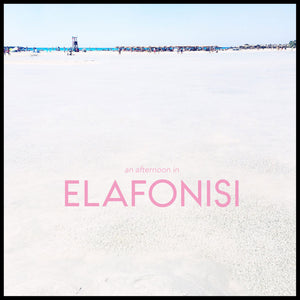 An Afternoon in Elafonisi